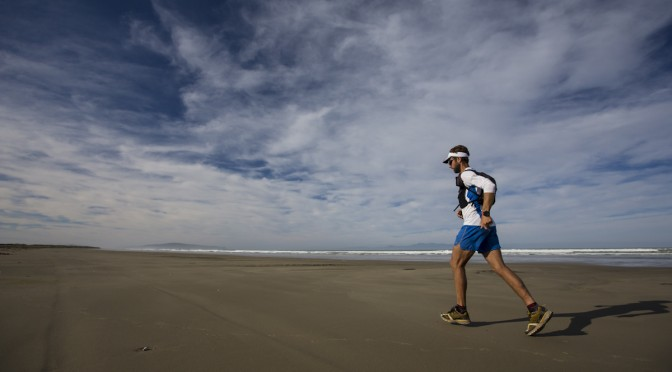 <b>Jez Bragg</b> (Endurance Runner) talks on his Te Araroa Expedition