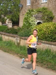 Caroline Rowley 11 miles