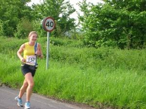 Caroline Rowley 2 miles