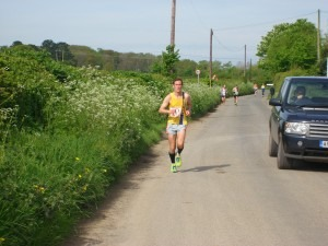 Duncan Wells 11 miles