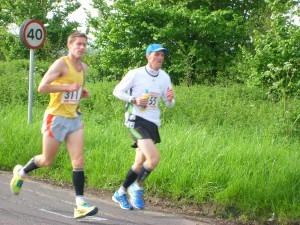 Duncan Wells 2 miles