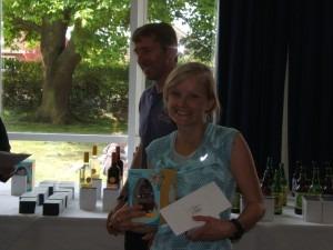 Gemma Bragg 2nd lady