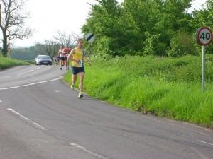 Jez Bragg 2 miles