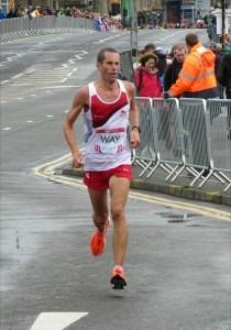 Steve Way at 40k