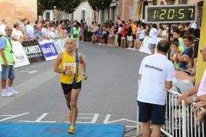 Antonio Ruiz completes the Ciudad Real Half marathon