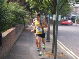Simon Munro - mile 2