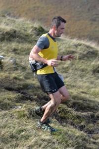 Damian Boyle on the Lake District Fells