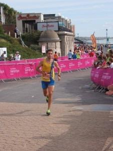 Jez Bragg (Marathon)