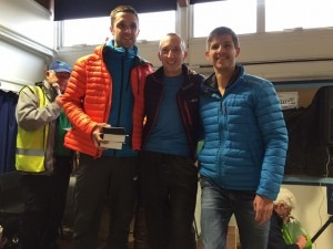 Jez Bragg, Graeme Miller and Anthony Clark, 2nd team at Bramley 20