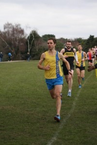 Jezz Bragg and Anthony Clark are part of a successful day for BAC in Kings Park