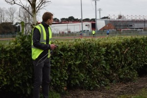 """Paul Hill finds timekeeping at the Bournemouth Parkrun """"harder than it looks"""""""