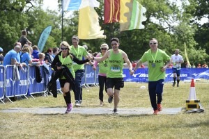 The finish line always comes! Chris O'Brien and the Bugface team conquer Endure 24