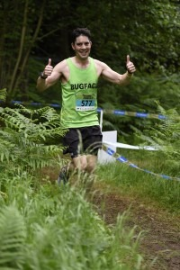 Chris O'Brien on Endure 24 course