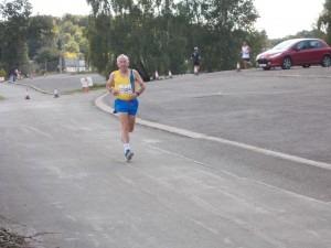 Dave Parsons, leg 4 Aldershot Relay