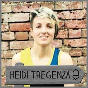 Heidi Tregenza confirms her status as part of the AYP Trail Running Team