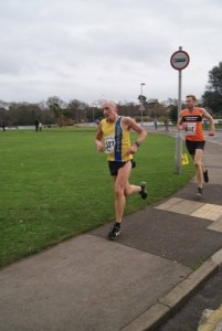 Graeme Miller (pursued by ex BAC Paul Hill) - Round The Lakes