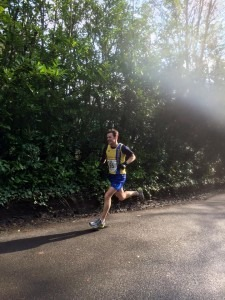 Ross Blakemore competes for the first time in a BAC vest - and wins a team prize!