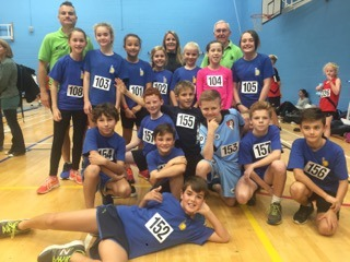 BAC Youngsters Shine At Sportshall