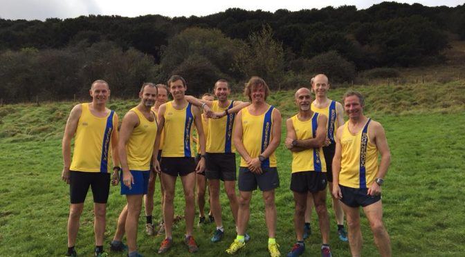 BAC success at Hampshire Cross Country League fixture