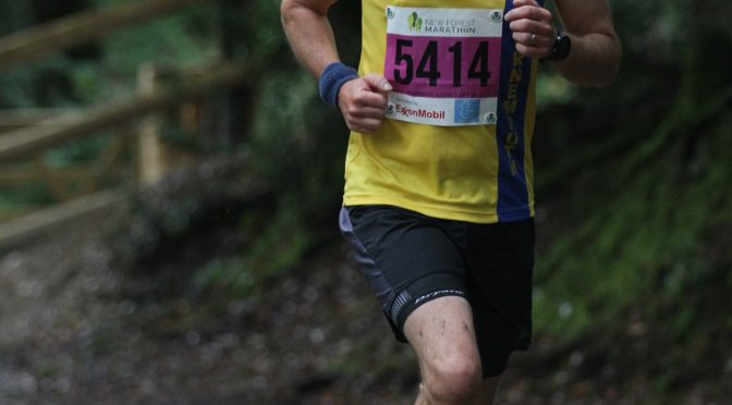 Chris O'Brien - Dark Moors 10 Mile Race