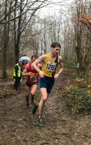 Dave Long - Southern XC Championships