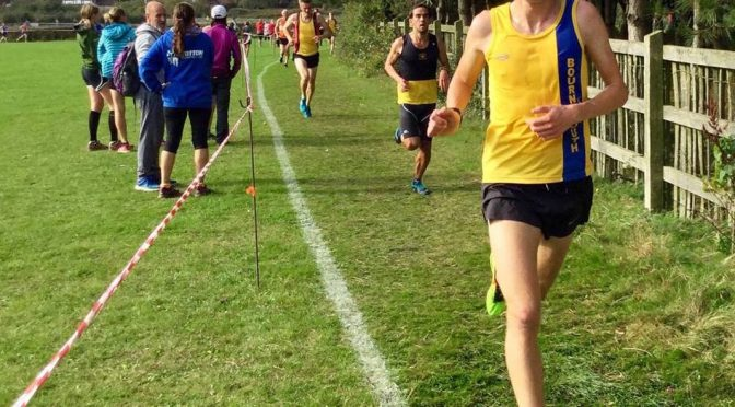 Josh King, Tom Paskins and Harriet Slade feature in South West Cross Country Championships