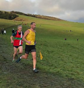 Steve Way - Southern XC Championships