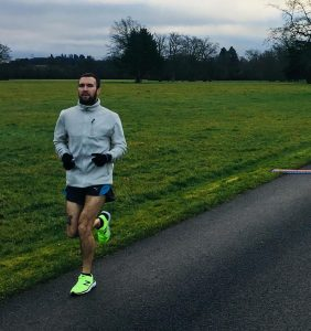Trevor Elkins - Romsey 5 Mile Run