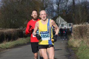 Graeme Miller at Wokingham Half Marathon
