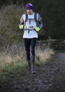 Stuart Nicholas at Phoenix Running Jaw Dropper Marathon