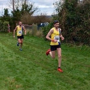 Toby Chapman & Steve Way - 1st & 2nd - Blackmore Vale Half Marathon