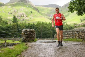 Ollie Stoten took 6th place in the Maverick inov-8 Original Hampshire 22k