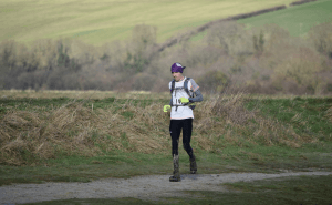 Stuart Nicholas went in Queen Elizabeth Spring Marathon