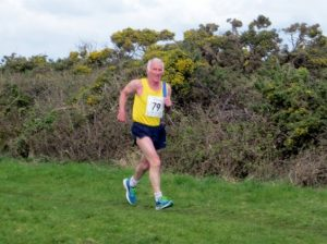 Ian Graham in Guernsey Easter Runs