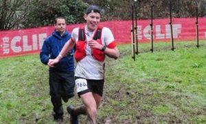 Ollie Stoten took part in the CTS Exmoor Ultra