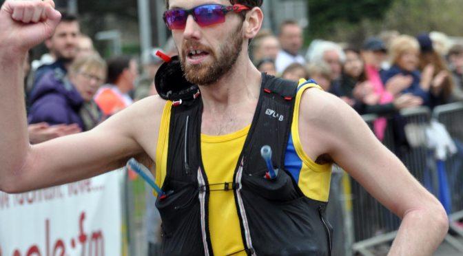 Toby Chapman wins Taunton Marathon