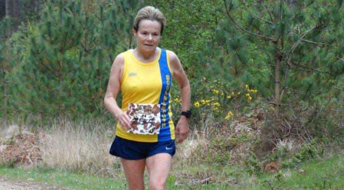 Helen Ambrosen took on the Bad Cow Half Marathon
