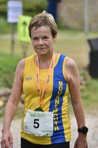 Helen Ambrosen in Jurassic Trail 10k