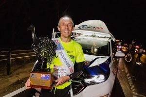 Jacek Cieluszecki wins Wings for Life World Run in Melbourne