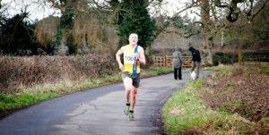 Josh Cole featured in the Milton Keynes Half Marathon