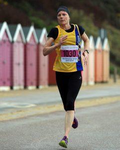 Julia Austin in Lymington Lifeboat 10k