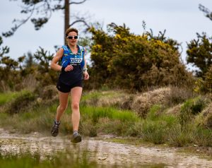 Kirsty Drewett in Maverick Dorset Long race
