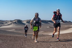Leaders of the Namib race