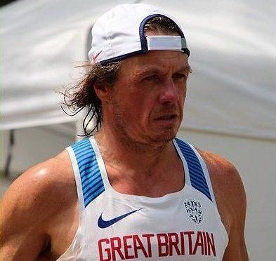 Pat Robbins represents Great Britain in European 24-Hour Championships