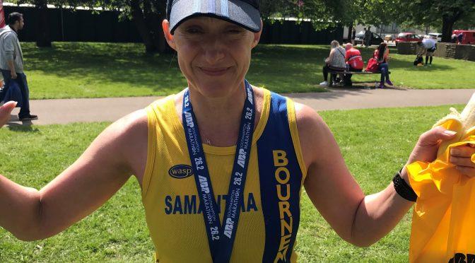 Sam Laws and Billy McGreevy attack ABP Southampton Marathon