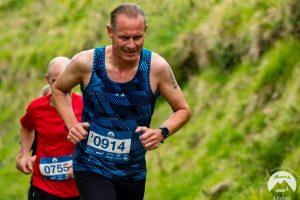 Simon Hearn in Maverick Dorset Short race