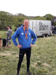 Simon Hearn after Maverick Dorset Long race
