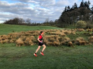Toby Chapman makes strides in Highland Fling