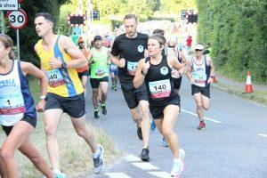 Ben Walliman starts Purbeck 10k