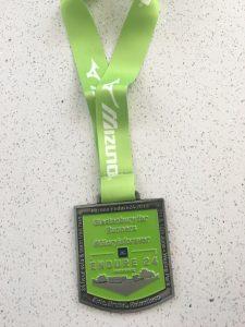 Endure 24 medal